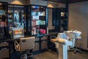 centro de peluquería